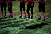 NCA Football B.Cancer Awareness Night
